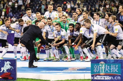 德国二队照样夺冠 这是要一统江湖的节奏?