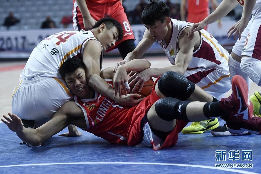 (体育)(1)篮球——CBA常规赛:浙江稠州银行对阵广州证券
