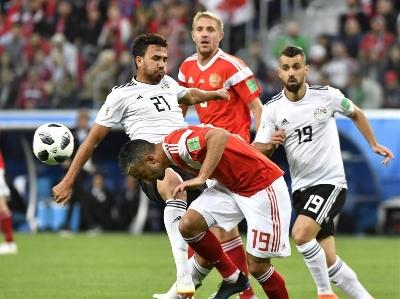 俄罗斯3-1拿下埃及 东道主出线形势大好