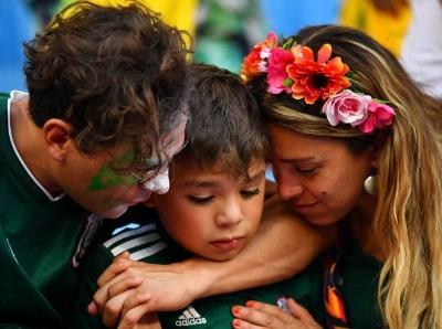 世界杯:离别总伤情