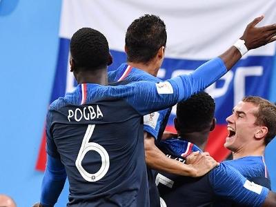 法国战胜比利时 18亿欧元对决法国人笑到了最后