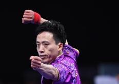 雅加达亚运会:首金诞生!中国选手孙培原获男子长拳冠军