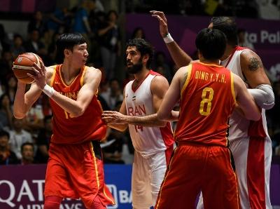 中国男篮重回亚洲之巅