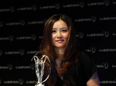 李娜入选国际网球名人堂 成亚洲第一人