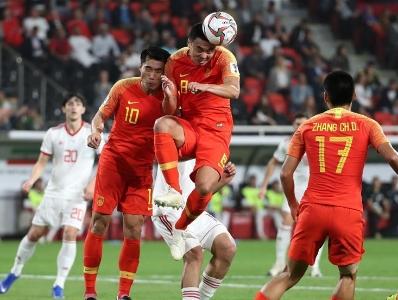亚洲杯:中国队0-3不敌伊朗队无缘四强