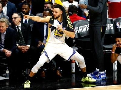 篮球丨NBA季后赛:勇士胜快船