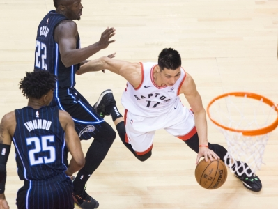 篮球丨NBA季后赛:猛龙晋级东部半决赛