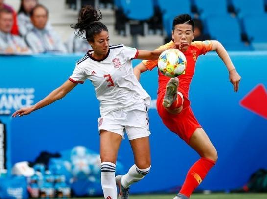 女足世界杯中国队晋级16强 贾秀全落泪