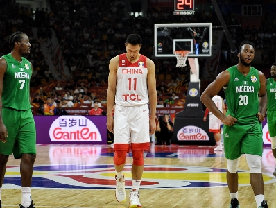 篮球世界杯排位赛中国73-86尼日利亚