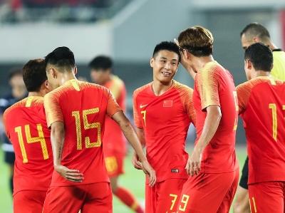 世界杯预选赛中国7-0关岛