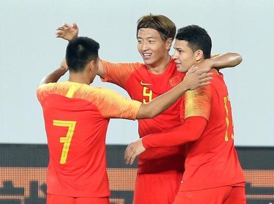 世预赛 国足7:0胜关岛取得两连胜