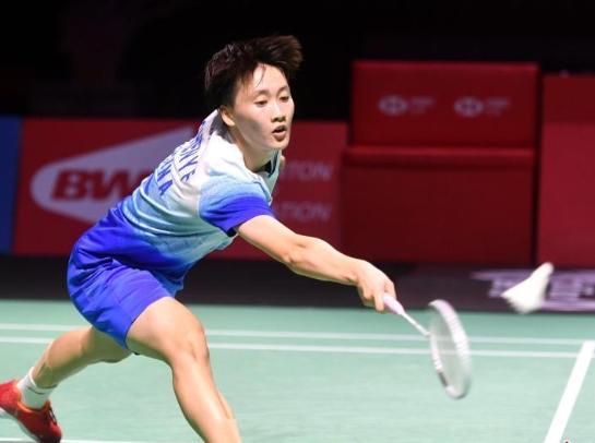 中國羽毛球公開賽 陳雨菲獲得女單冠軍
