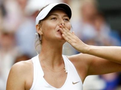 俄羅斯網球運動員莎拉波娃宣布結束職業生涯