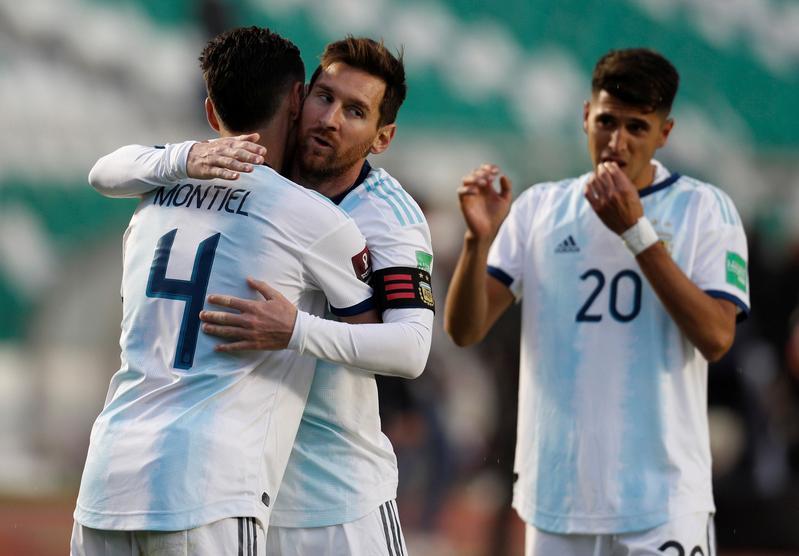 【世预赛南美区】阿根廷两连胜,乌拉圭客场输球