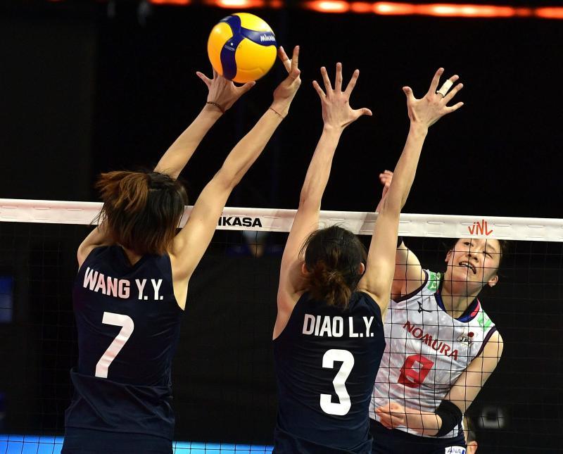【体坛观察】输给日本女排不意外,中国队替补阵容暴露的问题也是参赛的意义