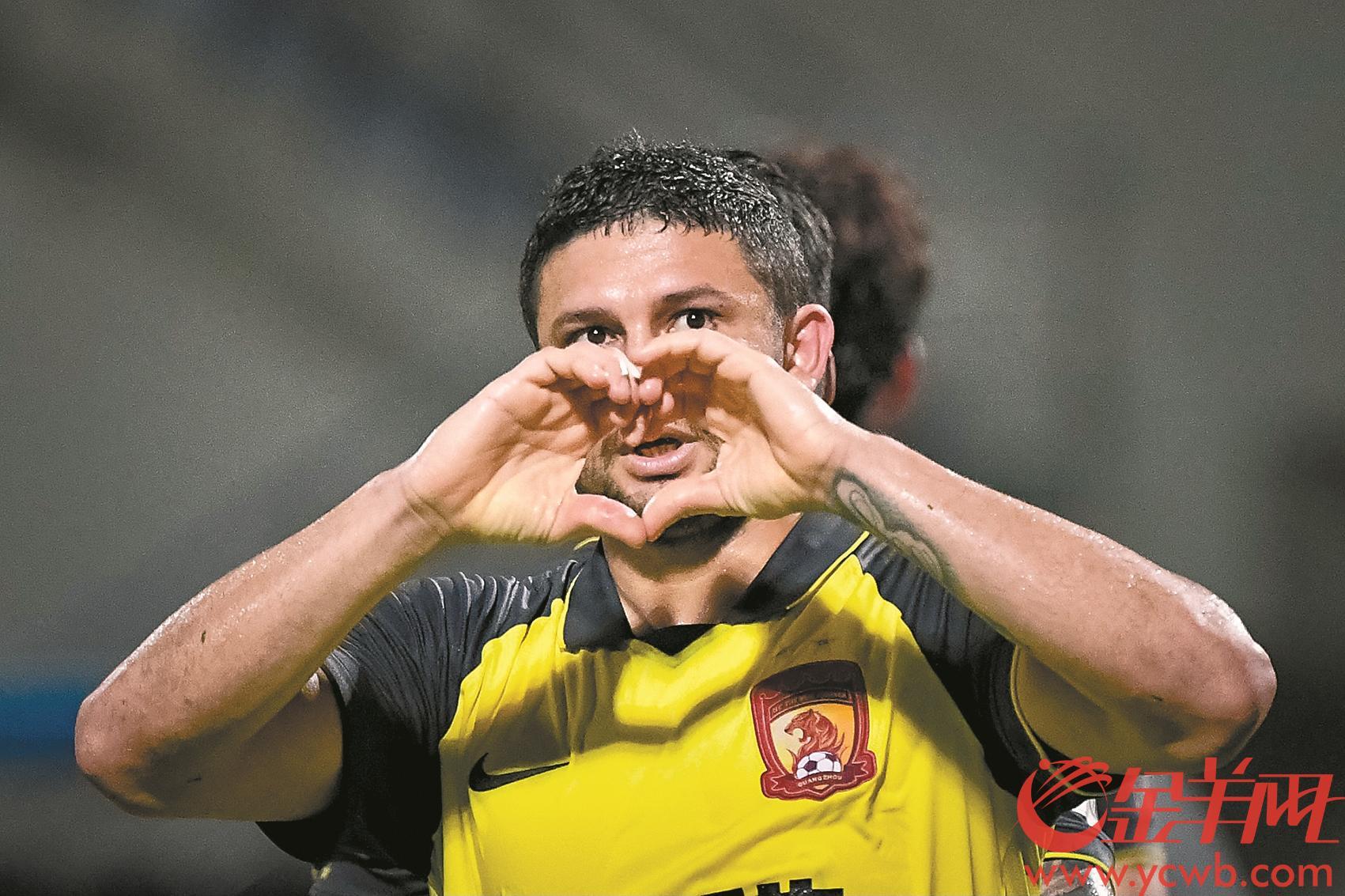 中超联赛重启 广州队面对排名垫底队伍幸运拿到一分